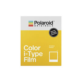 Polaroid Originals Color i-Type Film - 8 Exposures - PRD004668