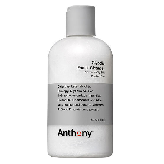 Anthony Glycolic Facial Cleanser - 237ml