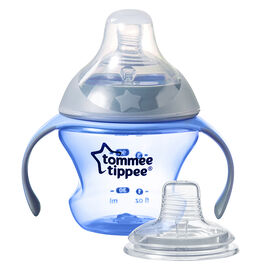 Tommee Tippee Closer to Nature First Sips Soft Transition Cup - 150ml - Assorted