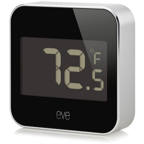 Elgato Eve Degree - Wireless HomeKit Temperature & Humidity Monitor - 10027809