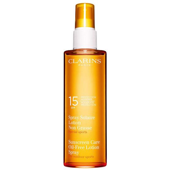 Clarins Sunscreen Spray Oil-Free Lotion SPF 15 - 150ml