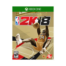 Xbox One NBA 2K18 Legend Gold Edition