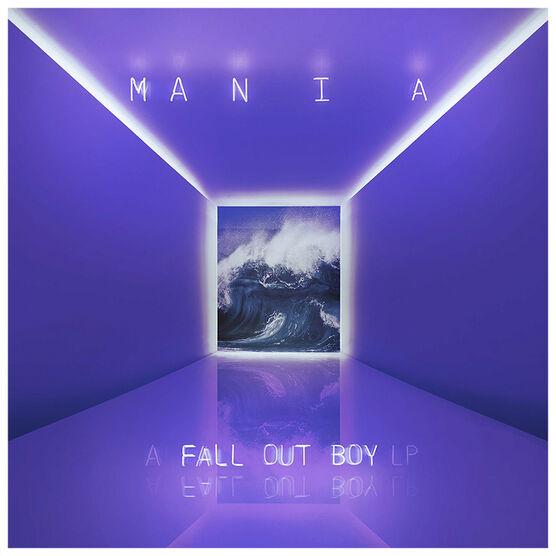 Fall Out Boy - Mania - Vinyl