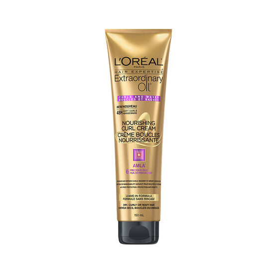 L'Oreal Extraordinary Nourishing Curl Cream - Curls and Waves - 150ml