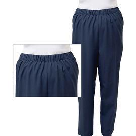 Silvert's Women's Open-Back Linen Look Pants - Small - XL