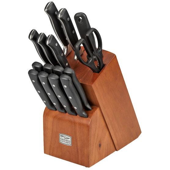 Chicago Cutlery Block - Ashland - 16 piece
