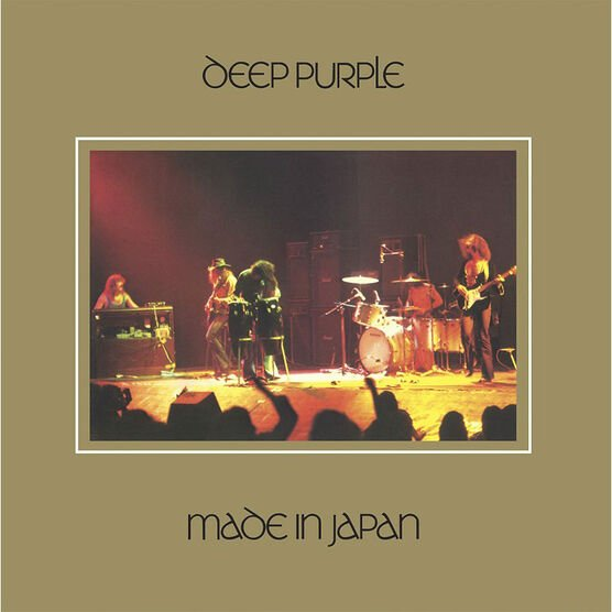 Deep Purple - Made In Japan (Remastered) - CD