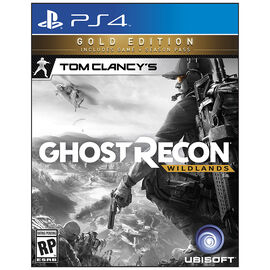PS4 Tom Clancy's Ghost Recon Wildlands Gold Edition