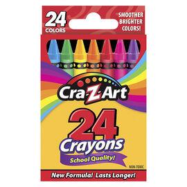 Cra-Z-Art Crayons - 24's