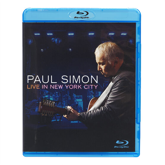 Paul Simon: Live In New York City 2011 - Blu-ray