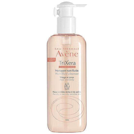 Avene Trixera Nutrition Nutri-Fluid Cleanser - 400ml