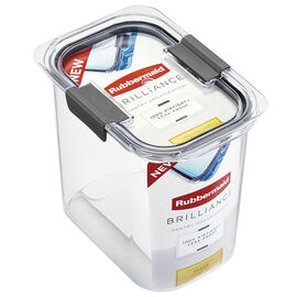 Rubbermaid Brilliance Pantry Canister - Sugar - 12 cup