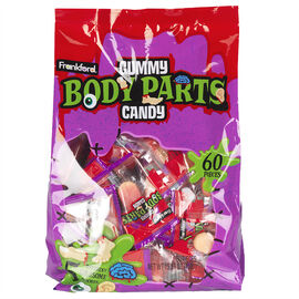 Gummy Body Parts Candy - 60's