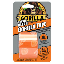 Gorilla Mini Repair Tape - 1.5inch x 15ft
