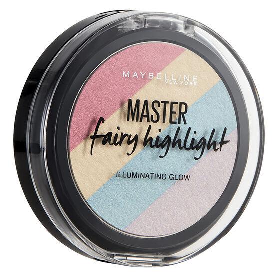 Maybelline FaceStudio Master Fairy Highlight Illuminating Powder - Rainbow Highlighter