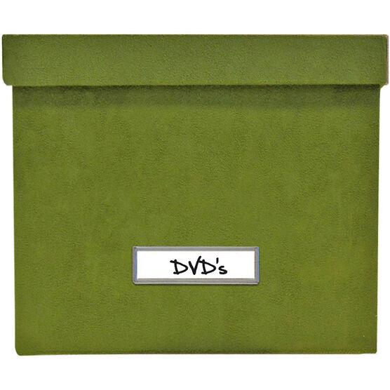Vista DVD Storage - Green - 3 Pack