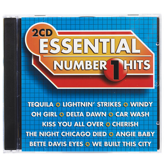 Various Artists - Essential #1 Hits - 2 CD