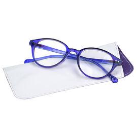 011dfe3710d Foster Grant Hallie Women s Reading Glasses - Purple - 1.25