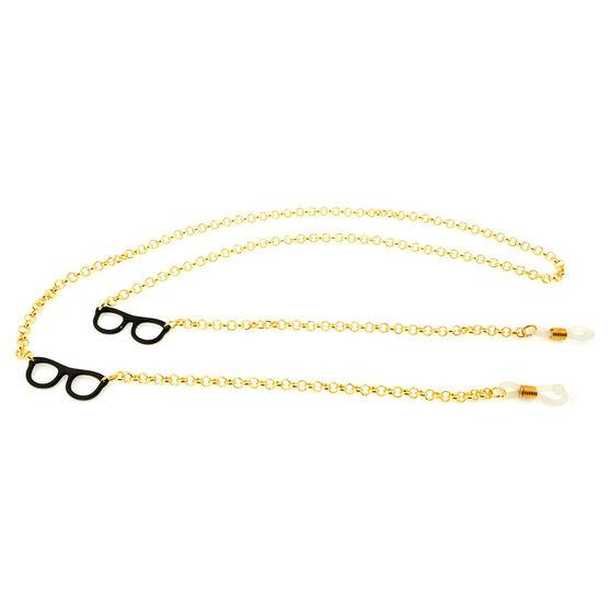 Foster Grant Chain - Gold/Black - 10401638.CG