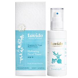 Lavido Hydrating Facial Toner - 120ml