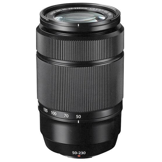 Fuji XC 50-230mm F4.5-6.7 OIS II Lens - Black - 600015815