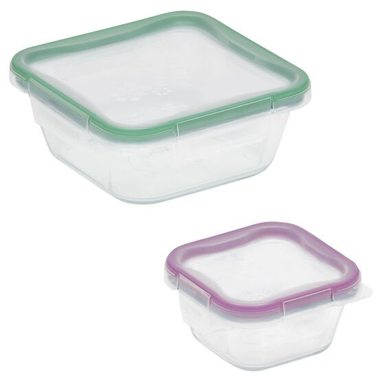 Snapware Total Solution Value Pack - Square - 4 piece