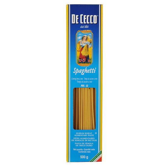 De Cecco Spaghetti - 500g