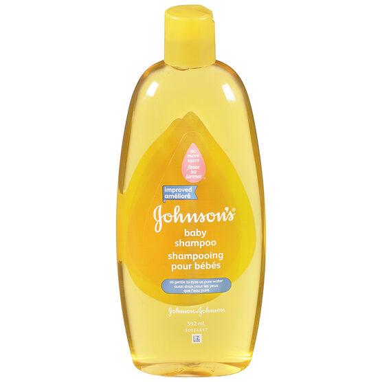 Johnson & Johnson Baby Shampoo - 592ml