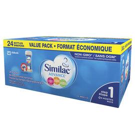 Similac Nursettes Bottles - 24's