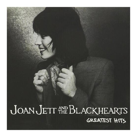 Joan Jett and The Blackhearts - Greatest Hits (Remastered) - Vinyl