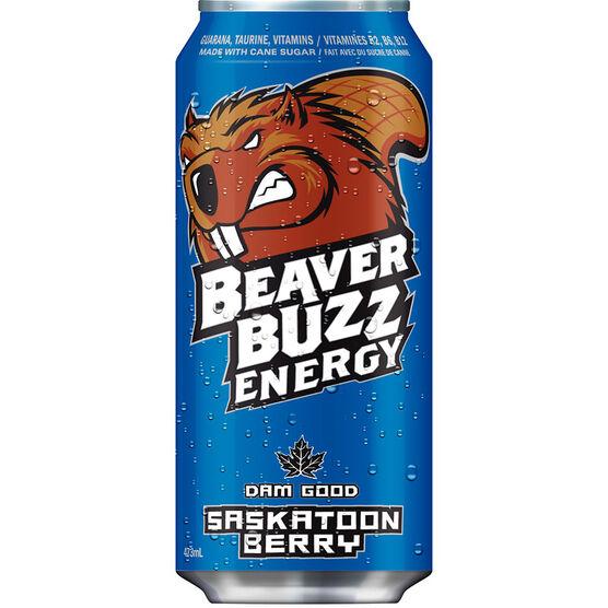 Beaver Buzz - Saskatoon Berry - 473ml