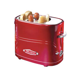 Salton Retro Hot Dog Toaster - Red - HDT600RETR
