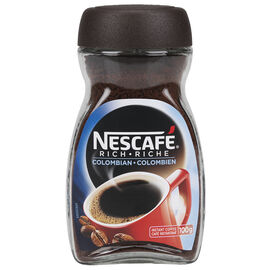 Nescafe Instant Coffee - Rich Colombian - 100g