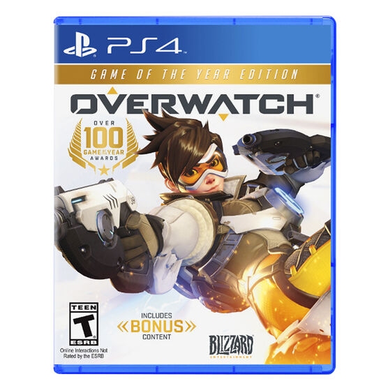 PS4 Overwatch: Game of the Year Edition