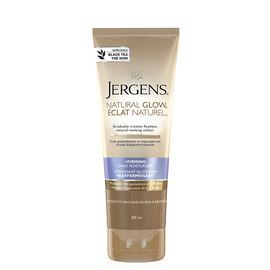 Jergens Natural Glow Daily Moisturizer - Medium to Tan Skin Tones - 200ml