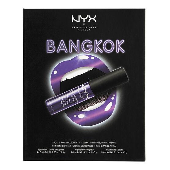 NYX Professional Makeup Wanderlust City Set - Bangkok