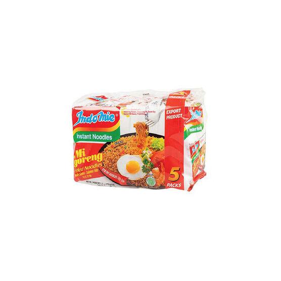 Indo Mie Instant Noodles - Mi goreng Fried Noodles - 5 x 85g
