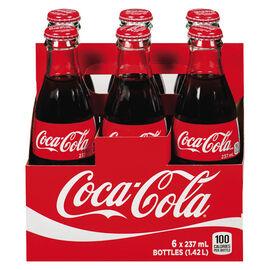 Coca-Cola Classic - 6x237ml
