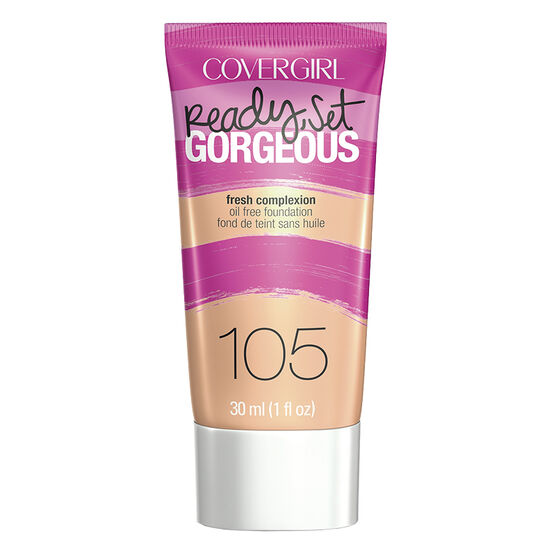 CoverGirl Ready Set Gorgeous Foundation - Classic Ivory
