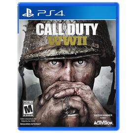 PS4 Call of Duty - World War 2