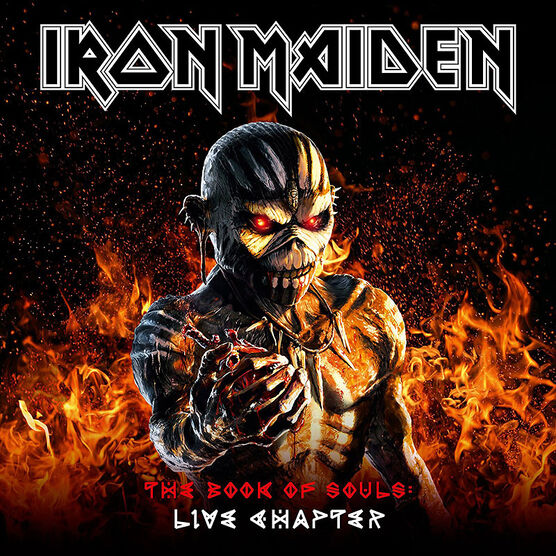 Iron Maiden - Book of Souls: Live Chapter (Deluxe Edition) - 2 CD