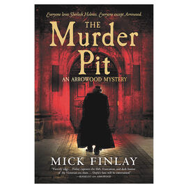 The Murder Pit by Mick Finlay