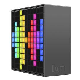 Divoom Time Box Mini - Black - DIVTBM
