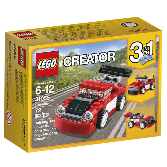 LEGO Creator 3in1 - Red Racer
