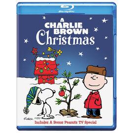 A Charlie Brown Christmas - Blu-ray