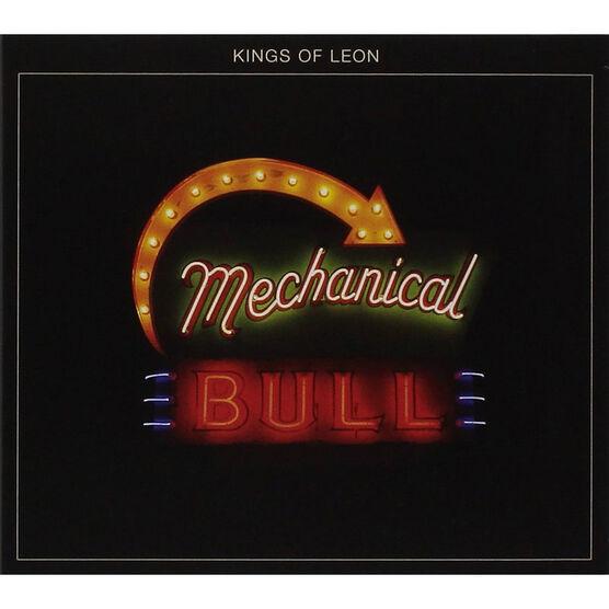 Kings of Leon - Mechanical Bull - CD