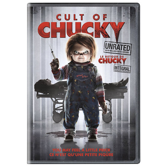 Cult of Chucky (Unrated) - DVD