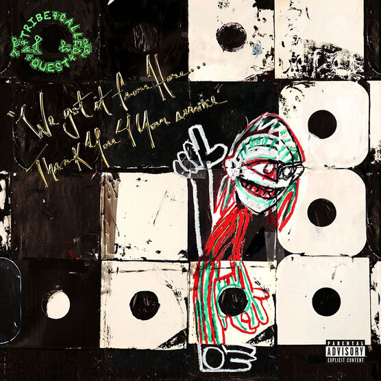 A Tribe Called Quest - We Got It From Here… Thank You 4 Your Service - CD