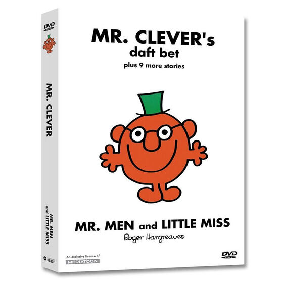 Mr. Clever's Daft Bet - DVD