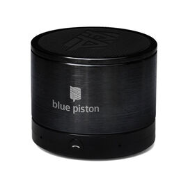 Logiix Blue Piston Bluetooth Speaker